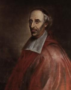 Portrait de Monseigneur François de Laval