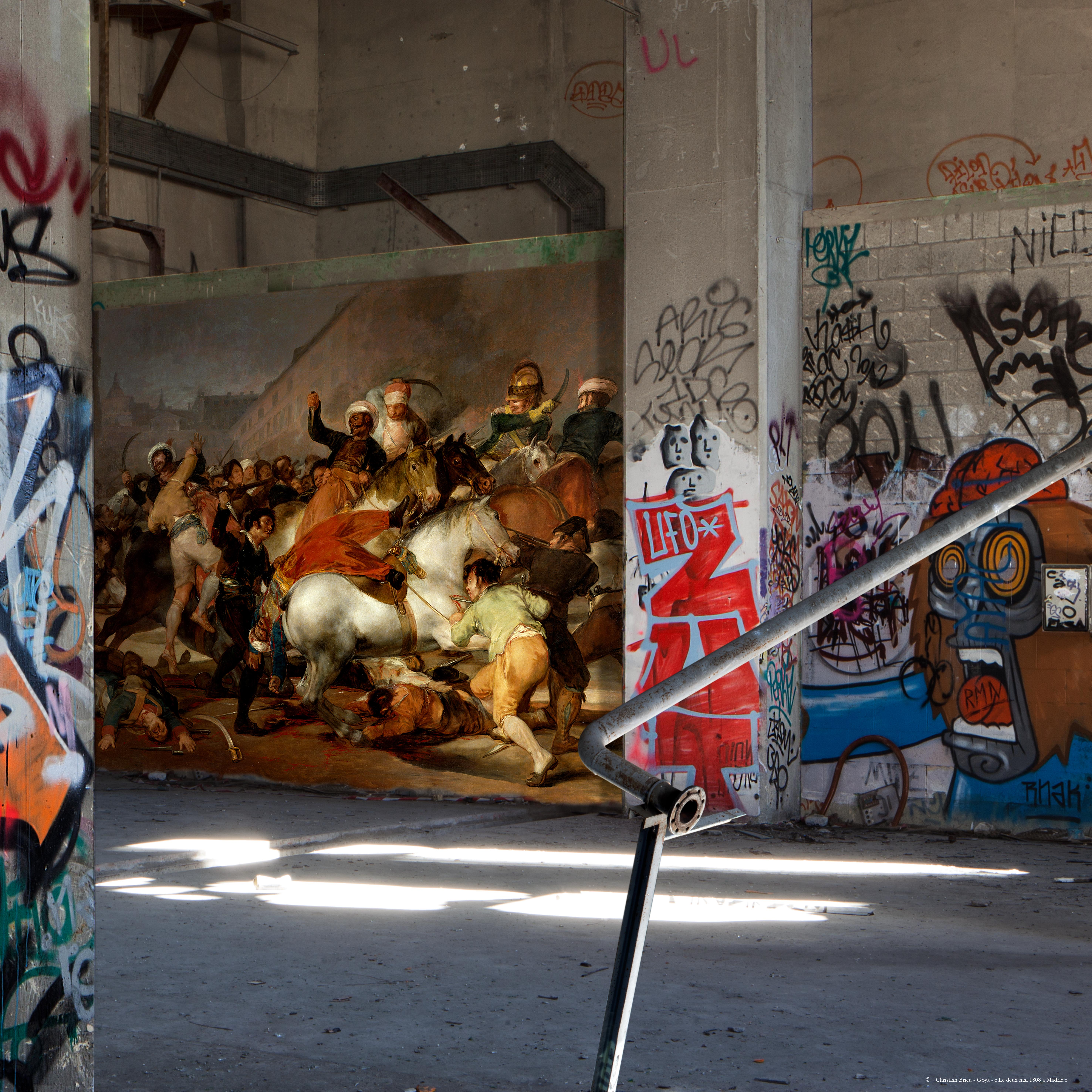 Mise en scène, par Christian Brieu